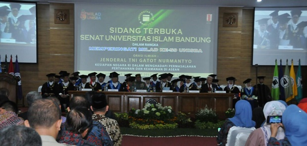 Panglima TNI: Ancaman Global Bangsa Indonesia adalah Migrasi Lintas Negara