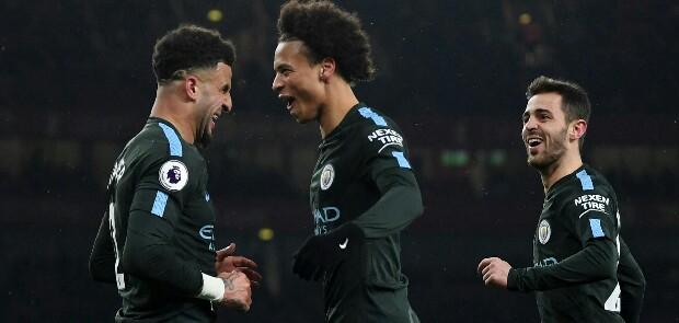 Manchester City Selangkah Lebih Dekat untuk Juarai Liga Primer Inggris