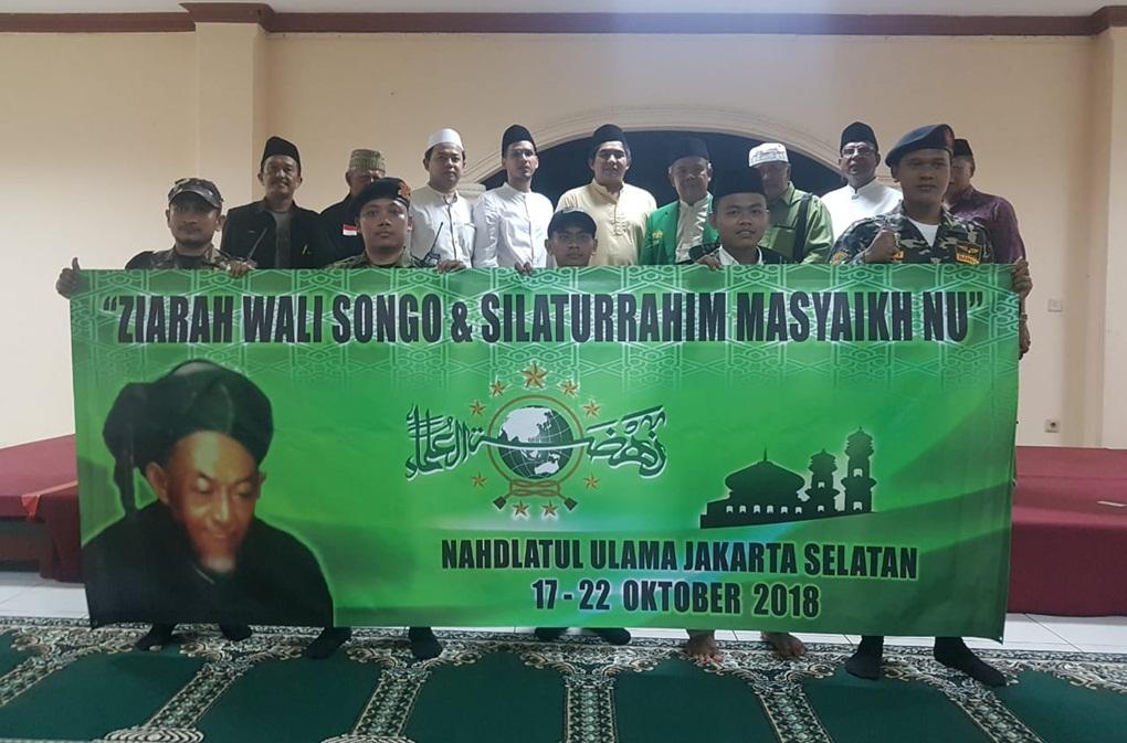 3 Caleg Golkar Didukung NU Jakarta Selatan