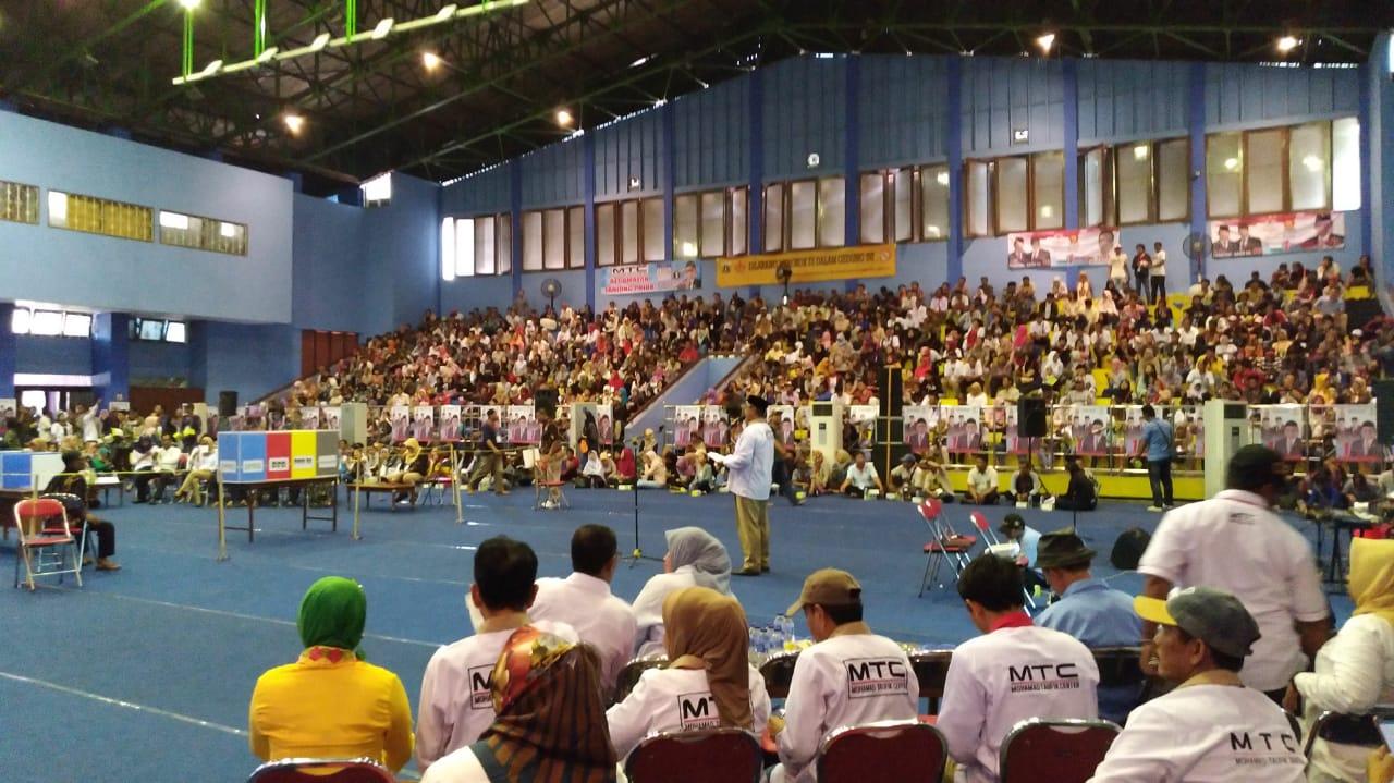 Antisipasi Kecurangan Pemilu, Gerindra Latih 3.800 Saksi Untuk di TPS Wilayah Jakut