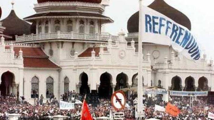 Aceh Minta Referendum, BPN Prabowo Minta Pemerintah Jangan Emosi