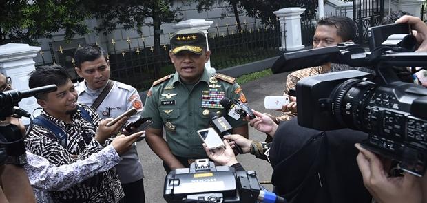 Pengganti Panglima TNI Dipersiapkan Menghadapi Tahun Politik
