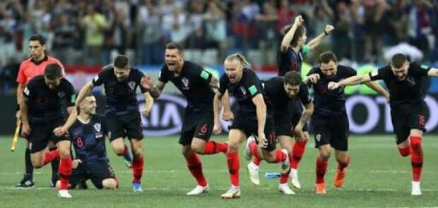 Kroasia Susul Perancis dan Rusia ke Perempat Final Piala Dunia 2018