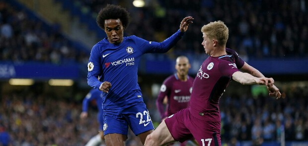 PREV LIGA PRIMER: Manchester City Vs Chelsea