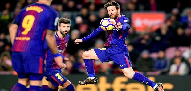 Hajar Deportivo 4-0, Barcelona Nyaman di Puncak Klasemen