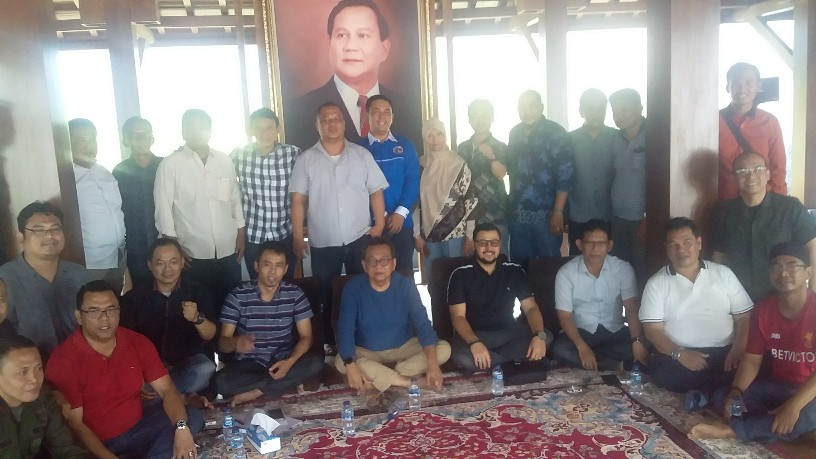 Jelang Rakerda, Korps Alumni KNPI DKI Matangkan Langkah Kerja