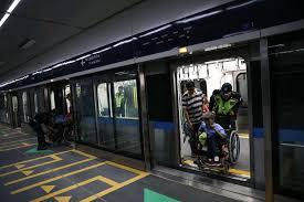 Di Jaman Anies, MRT Jakarta Raih Platinum Layani Disabilitas