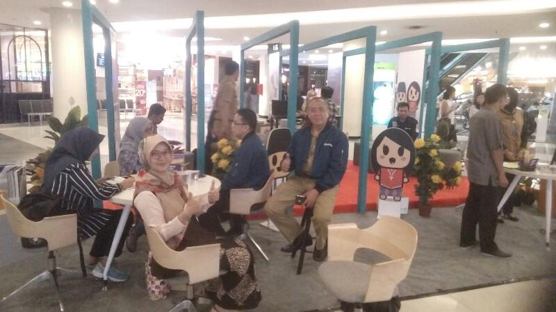 Sambut Hari Korpri, DPM-PTSP Gelar PTSP Goes To Mall di Central Park