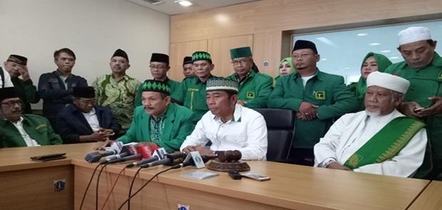 DF Main Pecat, Haji Lulung Tanyakan SK Kubu PPP Muktamar Jakarta