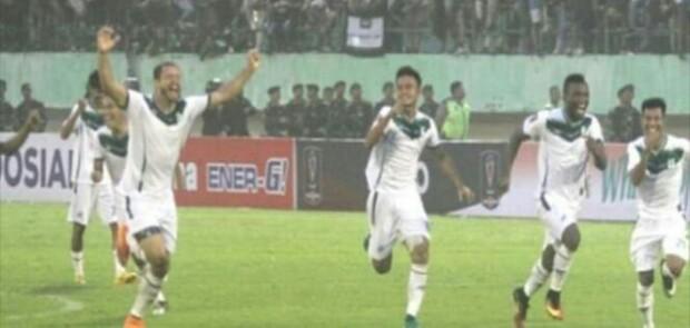 Tundukkan Persebaya, PSMS Melaju ke Semifinal Piala Presiden