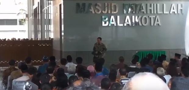 Kepemimpinan Anies Balaikota DKI Jakarta Lebih Islami Karena Sudah Terdengar Azan