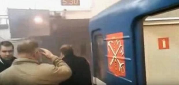 Bom Meledak Di Stasiun Bawah Tanah Rusia