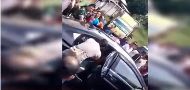 Polisi Penembak Mobil Keluarga Diperiksa Propam