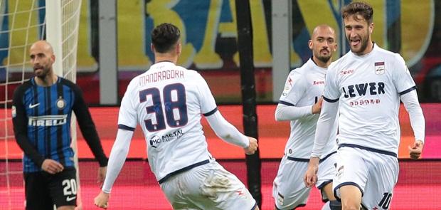 Inter Perpanjang Tren Tanpa Kemenangan di Kandang Sendiri