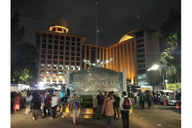 Disiapkan 10 Ribu Porsi Takjil, Pemprov DKI Gelar Tarawih Akbar di Istiqlal