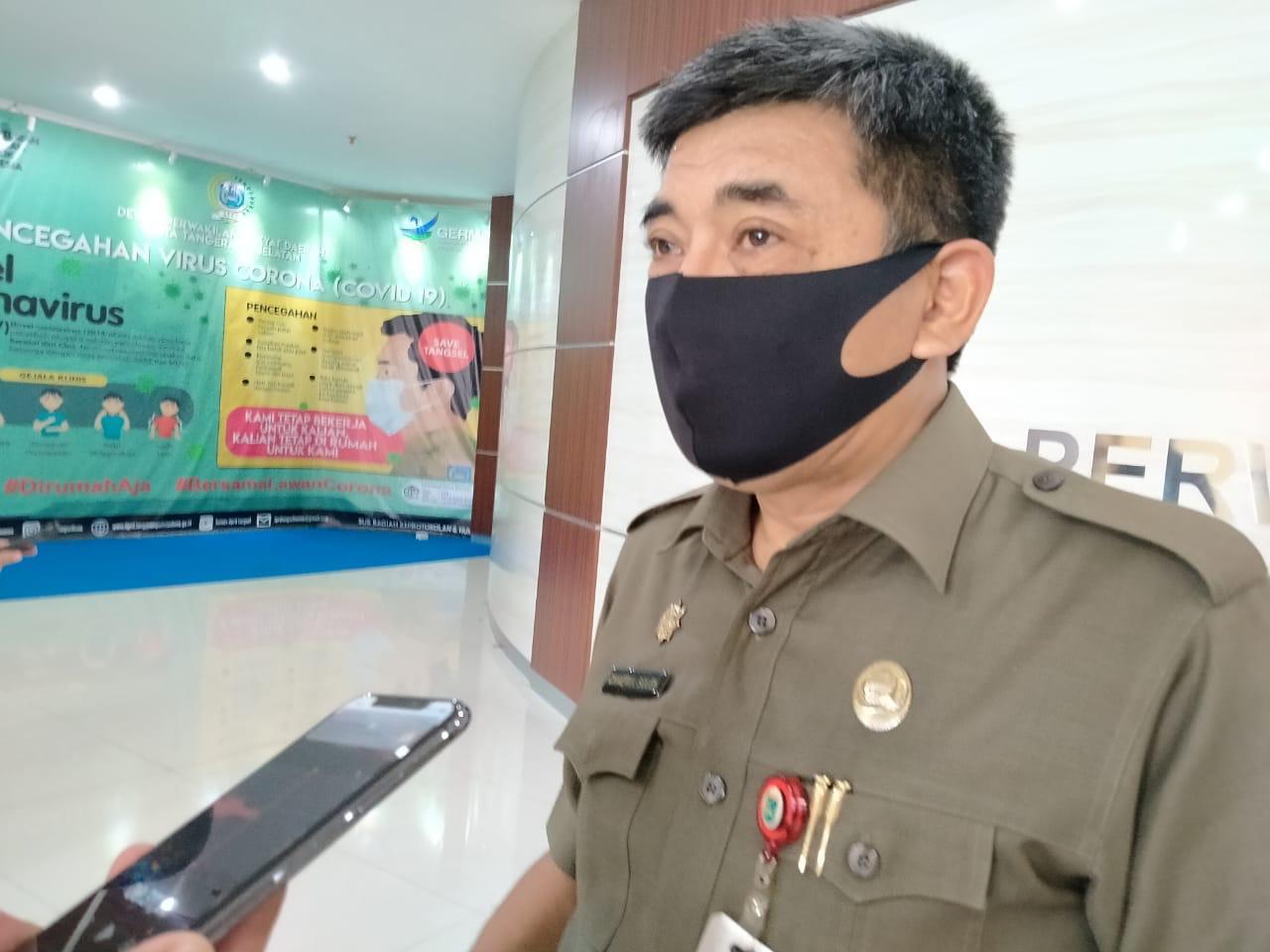 Geram Ditanya Soal Kunker, Sekwan DPRD Tangsel: Tanya Pimpinan