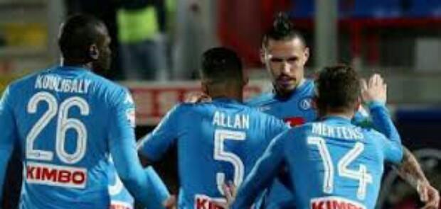 Napoli Kembali Rebut Capolista dari Juventus