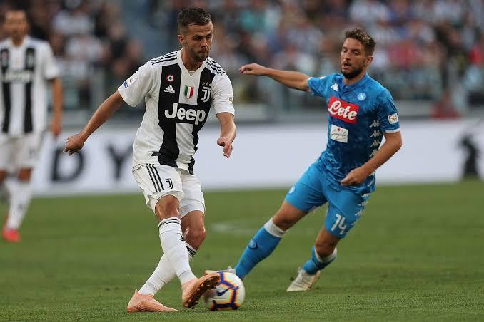 Juventus Tundukan Napoli, Liverpool Ditahan Imbang Everton