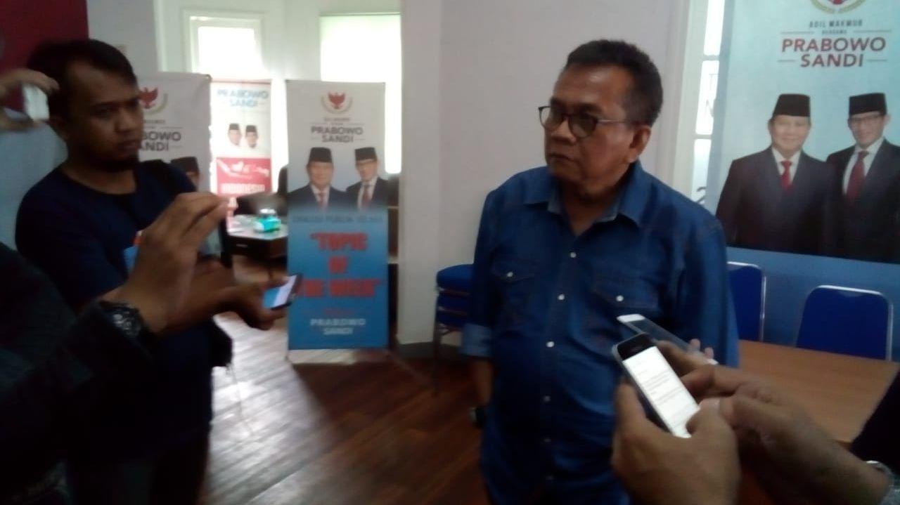 Seknas Prabowo-Sandi Sayangkan Tindakan Aparat Polres Jakarta Utara