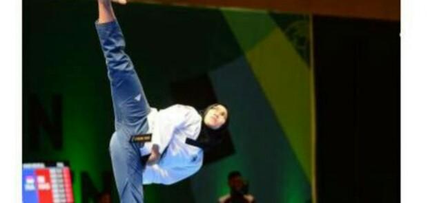 Emas Pertama Indonesia Dipersembahkan Atlet Taekwondo