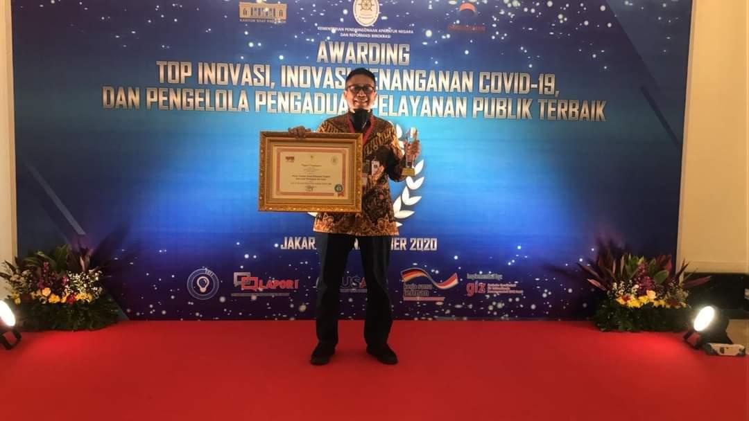 Gara-gara Bunga Tanjung, RSUD Tarakan Raih Penghargaan MenPAN-RB