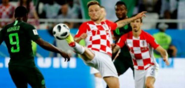 Taklukkan Nigeria, Kroasia Kuasai Klasemen Grup D