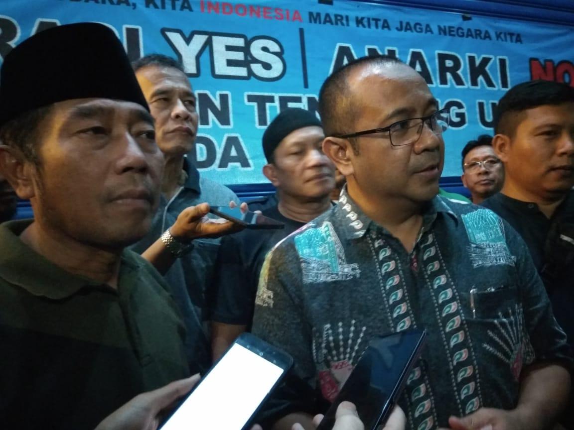 Dijaga TNI-Polri, Pasar Tanah Abang Dibuka Kembali Hari Ini