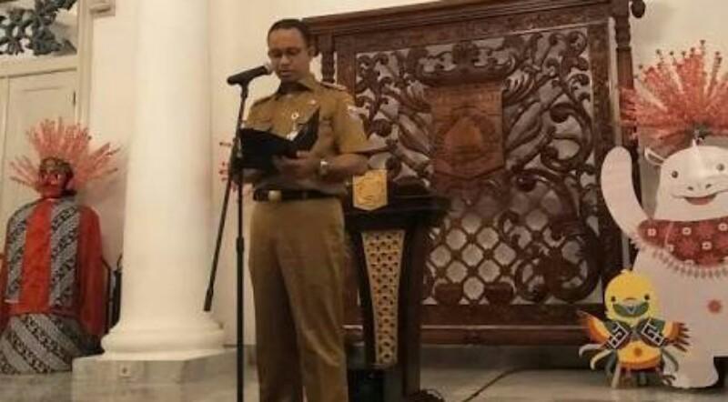 Anies Disarankan Tak Lagi Jadikan Sekda Sebagai Ketua Pansel