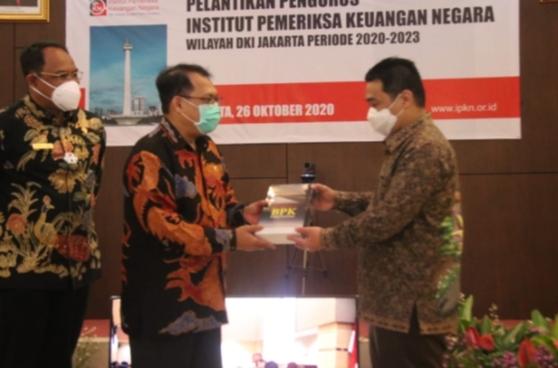 Wagub DKI Jakarta Ingin IPKN Wujudkan Pengelolaan Keuangan Yang Transparan