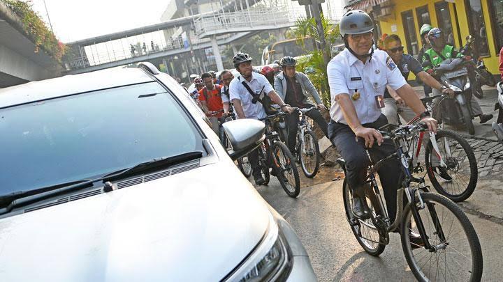 Transportasi Jakarta Terbaik Di Dunia, Anies: Alhamdulillah, Jakarta Terus Berinovasi