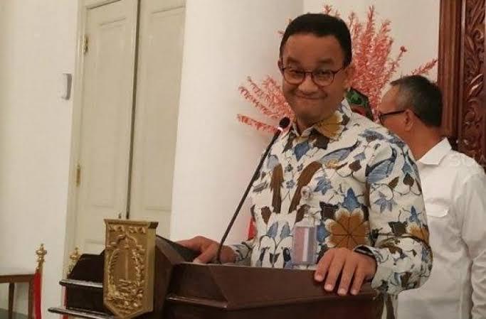 Anies Ngaku Siap Jalankan Program Kementrian PUPR Benahi Sungai
