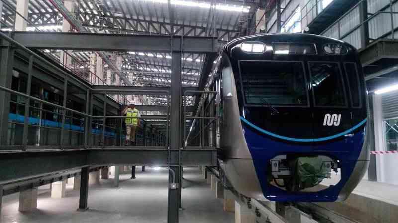 DPRD DKI : Subsidi Tarif MRT Jangan Melewati Seratus Persen