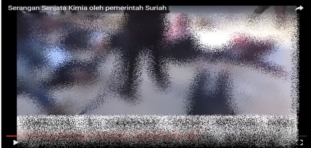 Indonesia Mengutuk Serangan Senjata Kimia Rezim Bashar al-Assad