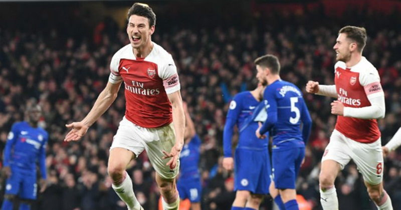 Perkasa di Derby London, Arsenal Taklukkan Chelsea