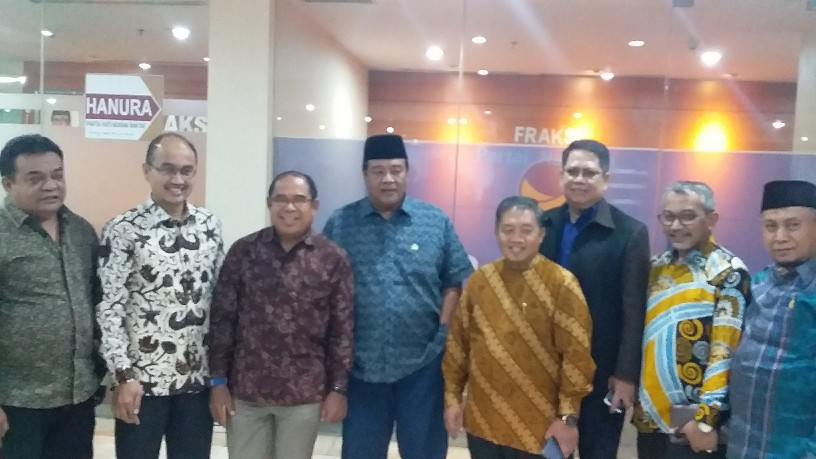 Soal Wagub DKI, Fraksi Nasdem Mengaku Sudah Dapat Arahan Petinggi Partai