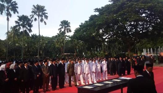 Soal Perombakan SKPD, Fraksi Gerindra DKI Endus Banyak Pejabat Titipan