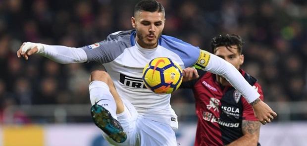 Kalahkan Cagliari, Inter Milan Raih Status Capolista