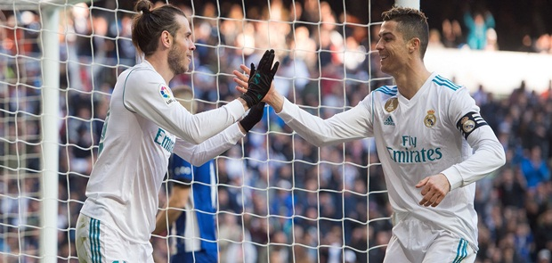 Gasak Alaves 4-0, Madrid Kukuh di Peringkat Tiga Klasemen
