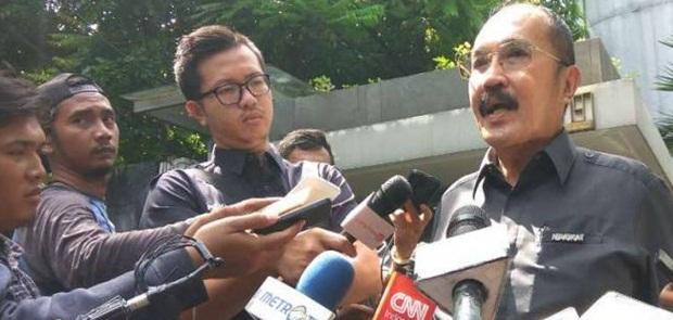 Setya Novanto Dikabarkan Kecelakaan, Fredrich: Kepalanya Benjol Segede Bakpao