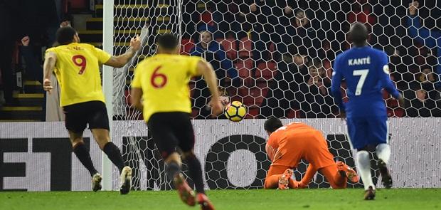 Dibantai Watford 4-1, Chelsea Gagal Gusur Liverpool dari Peringkat 3 Klasemen