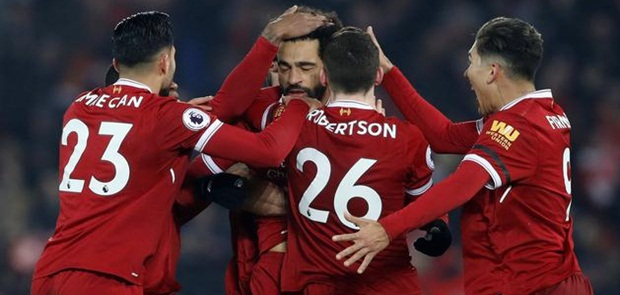 Rekor Tak Terkalahkan Patah, City Takluk di Tangan Liverpool