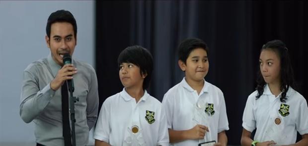 Netizen Muslim Serukan Boikot Film Naura dan Genk Juara