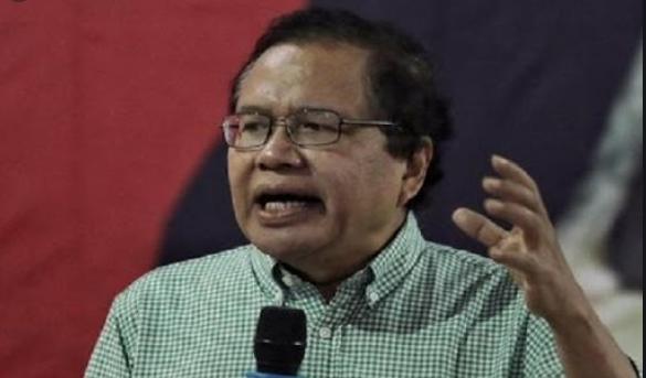 Negara Importir Kurangi Expor, Rizal Ramli: Indonesia dalam Ancaman Krisis Pangan