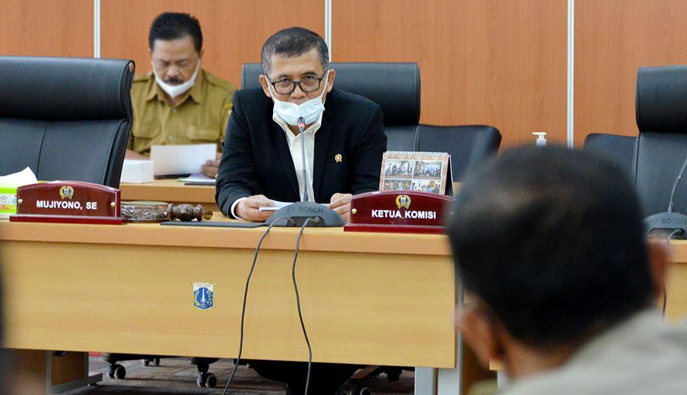 Komisi A Minta Pemprov Tegas Tindak Pelanggar Izin Mendirikan Tempat Usaha