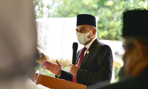 Resmikan Desa Wisata Ramadan Edy Rahmayadi Apresiasi MUI Sumut