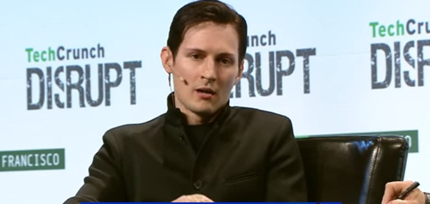 Durov Sesalkan Pemblokiran Telegram oleh Kominfo