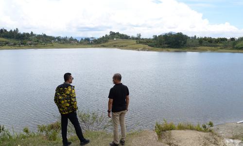 Musa Ajak Masyarakat Lestarikan Lingkungan Danau Aek Natonang dan Danau Sidihoni