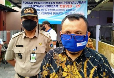 Inspektorat Jaktim Terjunkan 14 Auditor Awasi Distribusi Banso