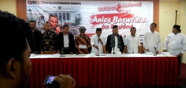 Ada Aroma Tak Sedap di Balik Deklarasi Anies Baswedan For President