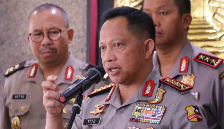 Seleksi Calon Pimpinan KPK, Delapan Anggota Polri Niat Daftarkan Diri